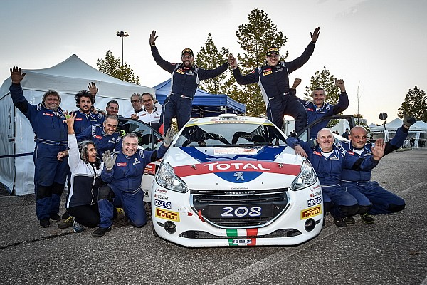Rally 2 Valli: il video Peugeot della prima tappa
