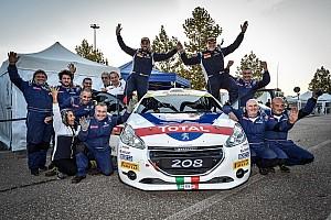 CIR Ultime notizie Rally 2 Valli: il video Peugeot della prima tappa