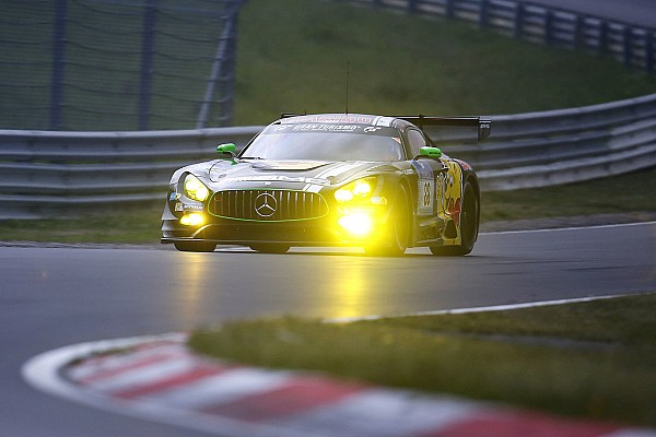 Nurburgring 24h: Mercedes rules at the one-third point