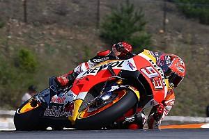 MotoGP Qualifying report Brno MotoGP: Marquez passes Rossi to score sensational pole