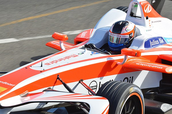 Formula E Breaking news Rosenqvist to focus on Formula E after missing DTM chance