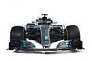 Formel 1 Vergleich: Mercedes W08 vs. Mercedes W09 für die Formel 1 2018