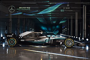 Galería: así es el Mercedes W09 EQ Power+