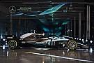 Formule 1 In beeld: De nieuwe Mercedes F1 W09