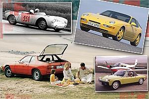 Automotive News Vierzylinder von Porsche