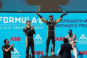 电动方程式 比赛报告 圣地亚哥ePrix:维尔恩击退罗特勒,钛麒车队包揽冠亚军