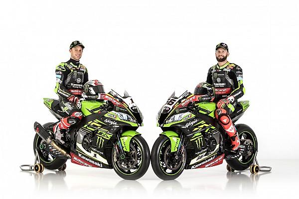 WSBK Важливі новини У Kawasaki показали мотоцикл для нового сезону Супербайка