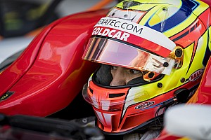 F3 Europe Testing report Palou tops second day of Hungary F3 test