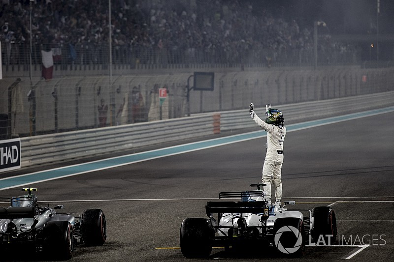 Column Felipe Massa: F1-vaarwel niet het einde van mijn carrière