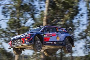 WRC レグ・レポート WRCポルトガル最終日:ヌービル40秒差勝利。ラッピが最終SS最速