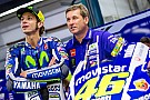 MotoGP What's it really like to work with Valentino Rossi?