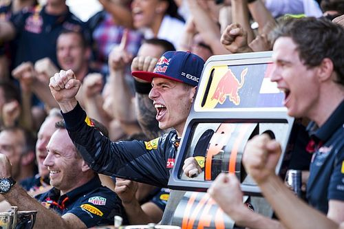 Vijf jaar geleden: De eerste Grand Prix-zege van Max Verstappen