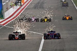 Forma-1 Interjú Grosjean: a Honda jó formája az egész Forma-1-nek nagyszerű hír