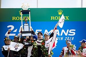 勒芒24小时:丰田打破宿命夺冠,G-drive因违规被取消LMP2组胜利