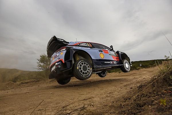 WRC Motorsport.com hírek Csak úgy repkednek a WRC-gépek az Argentin Ralin