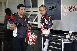 Haas'ta Grosjean ve Magnussen'in yarış mühendisi değişiyor