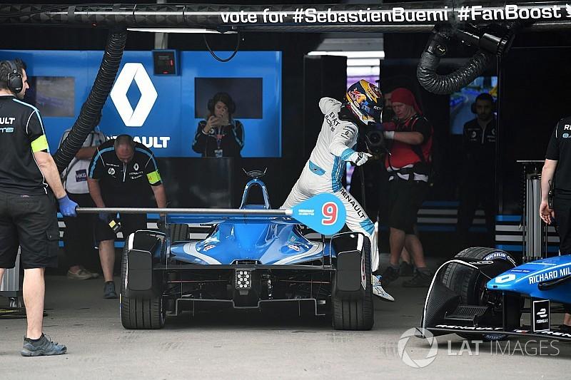 Fórmula E elimina tempo mínimo de pitstop