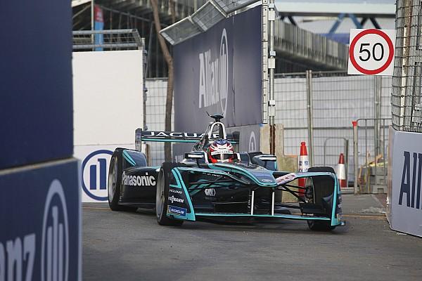 Jaguar now a Formula E qualifying