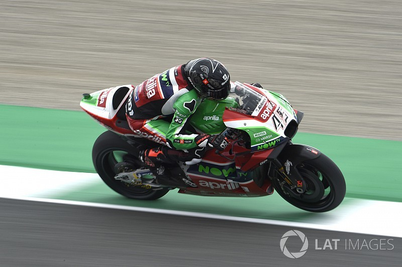 Redding weighing up Aprilia MotoGP test role