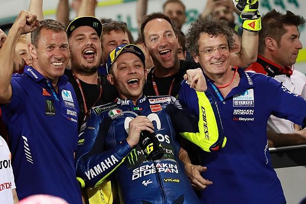 MotoGP Reaktion Rossi trotz Podest selbstkritisch: