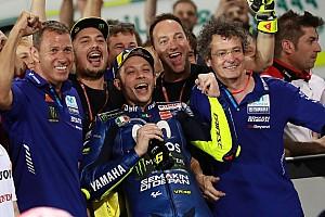 Россі: Я досі у MotoGP, бо я швидкий