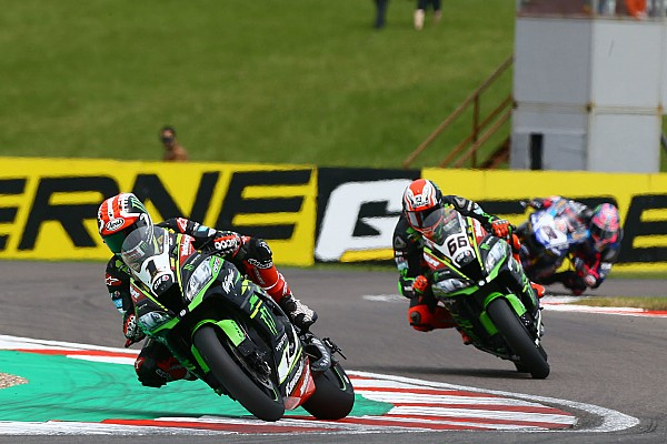 WSBK Intervista Kawasaki beffata in gara, record rimandato per Rea