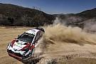 WRC Shakedown WRC Argentinien: Latvala meldet Ambitionen an