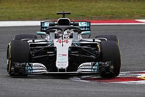 Formula 1 Practice report Chinese GP: Hamilton comfortably fastest in FP1