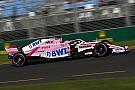 Fórmula 1 Perez espera fazer a diferença na classificação