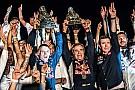 Dakar Fotogallery: Sainz e Peugeot festeggiano la vittoria alla Dakar 2018