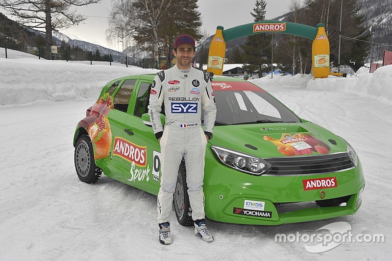 Prost to debut Andros Trophy's new electric car