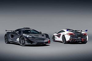 Auto Actualités McLaren dévoile la MSO X