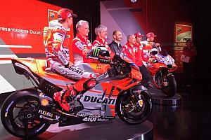 MotoGP Conferenza stampa Ducati Corse: ecco l'organigramma della squadra di MotoGP