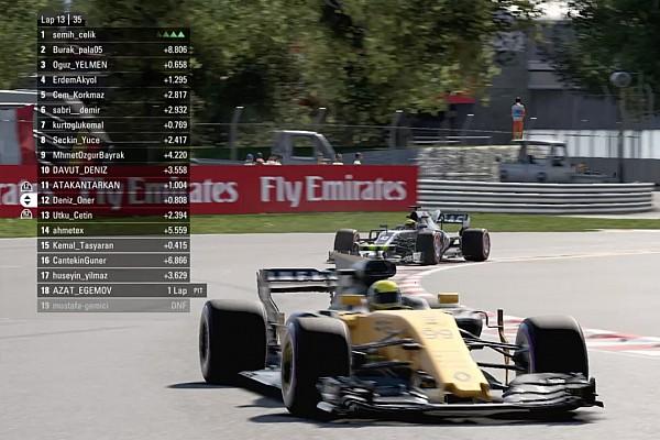 FORMULA 1 LİGİ Son dakika Eğlenceye hazır mısınız? Monaco GP bu gece saat 22:00'da