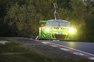 Endurance Race report Nurburgring 24h: Porsche leads Mercedes after 18 hours