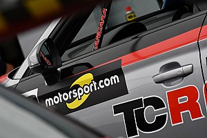 TCR Noticias Motorsport.com Motorsport Network será el medio oficial del TCR Europe Series