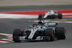 Fórmula 1 Entrevista Hamilton dice que aún no está al 100 por ciento