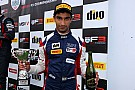 Reddy expected higher, but pleased with British F3 performance