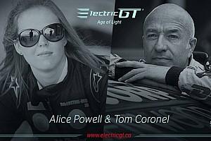 EGT: Tom Coronel is Teslával fog versenyezni jövőre