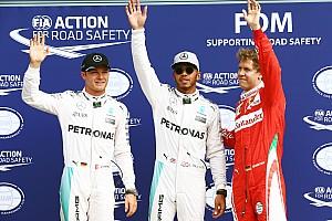 Formula 1 Qualifying report Italian GP: Hamilton storms to Monza pole