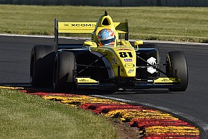 Pro Mazda Breaking news Fischer signs for full Pro Mazda season with Pelfrey