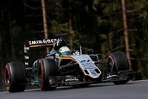 Formula 1 Breaking news Force India hoping Button can give Hulkenberg a helping hand