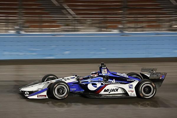 IndyCar Essais Phoenix J1 - L'équipe Rahal domine la journée