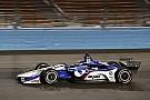 IndyCar Phoenix testleri: İlk IndyCar testine RLLR damgası