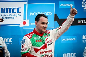 WTCC 速報ニュース ミケリスの濃密な1日「レース1ではもっとポイントを獲れたはず」