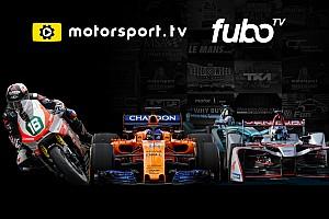 General Новини Motorsport.com Motorsport.tv оголосила про партнерство з fuboTV