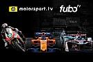 General Motorsport.tv оголосила про партнерство з fuboTV