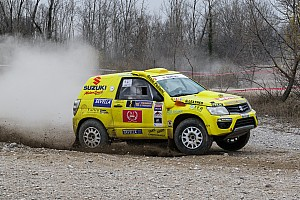 Rally Gara Podio tutto Suzuki al Baja Rally di Gallura. Trionfa Codecà!