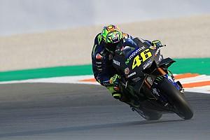 Yamaha pakai fairing baru, Dovizioso kritik pelarangan winglet