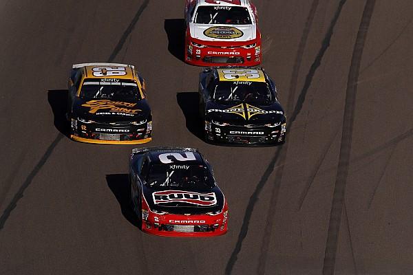 NASCAR XFINITY RCR completes their 2018 NASCAR Xfinity Series lineup